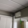 【DIY】タクボ物置の換気扇用の電源をDIYで設置